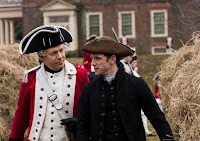 Jamie Bell and Ashley Smith in Turn: Washington's Spies Season 4 (12)