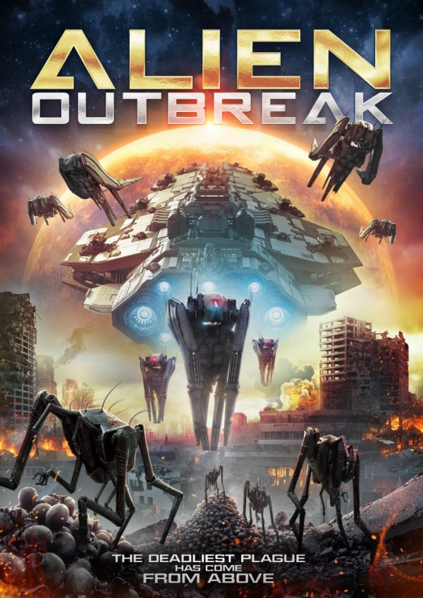 Alien Outbreak (2020) 720p WEB-DL 850MB ESubs