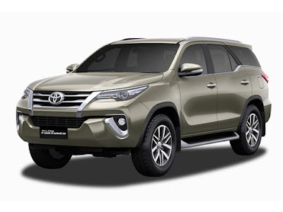Toyota Fortuner grey color Hd Wallpapers