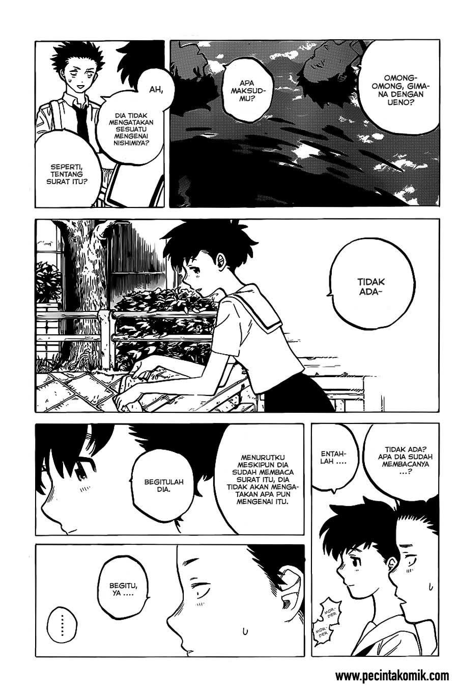 Koe no Katachi Chapter 29-18