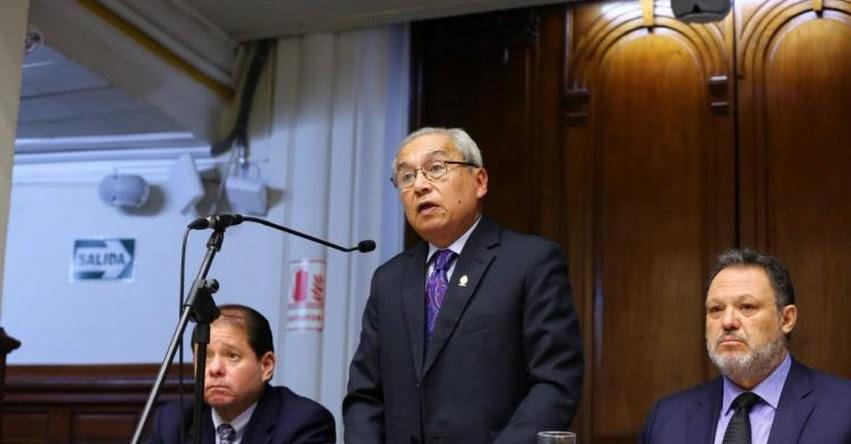 PEDRO CHÁVARRY INOCENTE: Con 15 votos del fujiaprismo archivan denuncia en contra del polémico exfiscal. Conoce los votos del blindaje