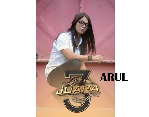 biodata Arul peserta 3 Juara TV3, biodata 3 Juara TV3 Arul, profile Arul 3 Juara TV3 2016, biografi Arul, profil dan latar belakang Arul 3 Juara genre rock, gambar Arul 3 Juara TV3