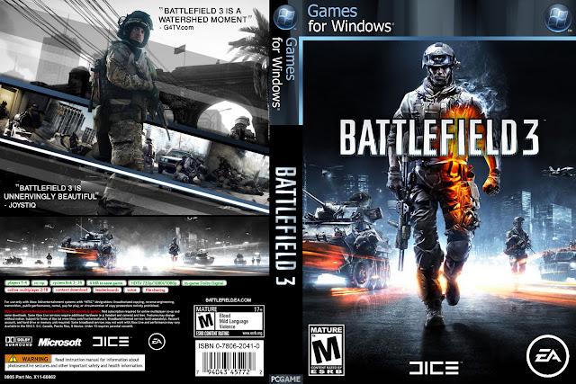 تحميل لعبة battlefield 3 مضغوطة