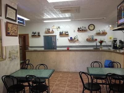 Comedor del restaurante Venta de Gaeta