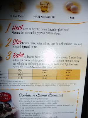 Expired Betty Crocker Cake Mix