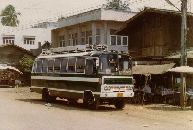 1985 Wiang, Chiang Rai, Thailand