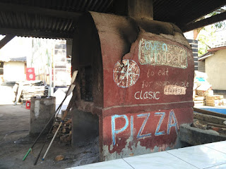 pizza di gili air