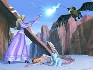 Barbie em A Magia de Aladus