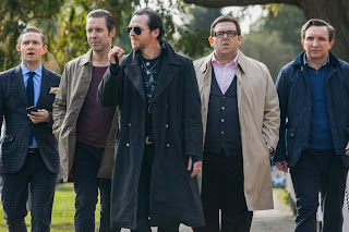 The World's End cast 2013