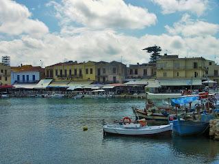 Kreta, Rethymnon, Rethymno, Retimno,Stary Port, Marina