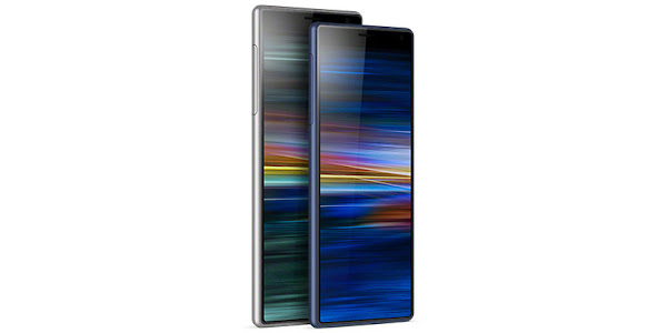 Sony Xperia 10 and Xperia 10 Plus officially announced