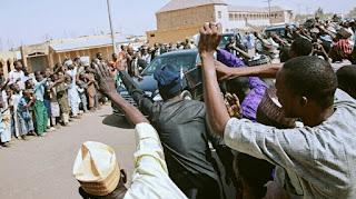 APC Governors in Daura