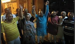 स्वर्गीय पण्डित शिव चरण लाल शर्मा की धर्मपत्नी माया शर्मा राजनीतिक उत्तराधिकारी संभालेंगी NIT 86 की कमान