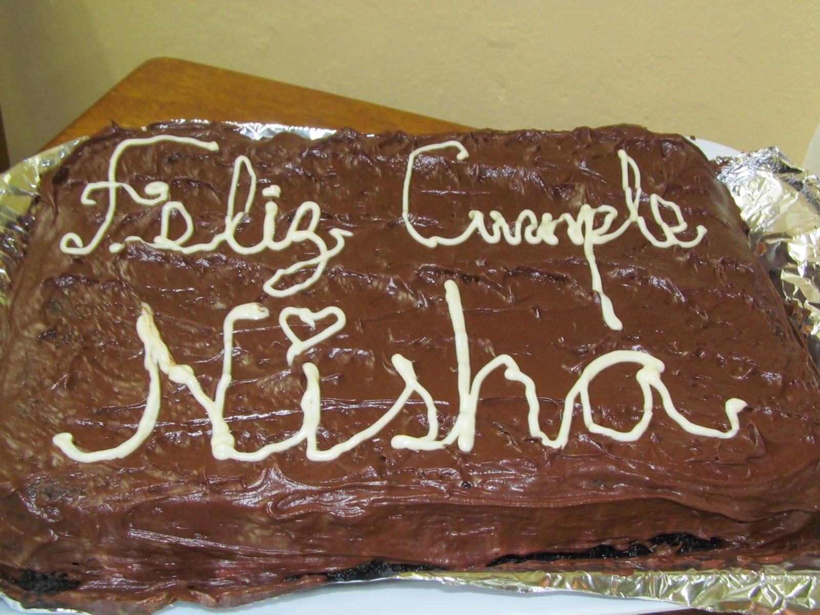 Bringing Hope To Peru Nisha S Birthday