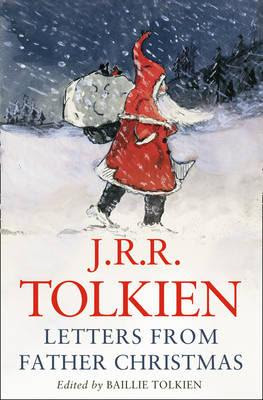 Letters From Father Christmas by J.R.R. Tolkien {Books 4 Christmas}