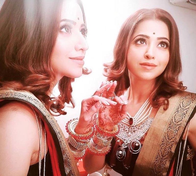 Ridheema Tiwari as Ojaswini in Divya Drishti
