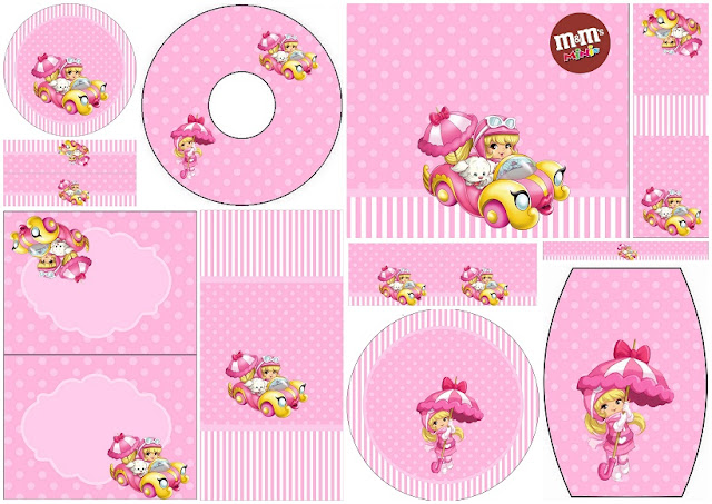Penelope Pitstop Baby: Free Printable Candy Bar Labels.