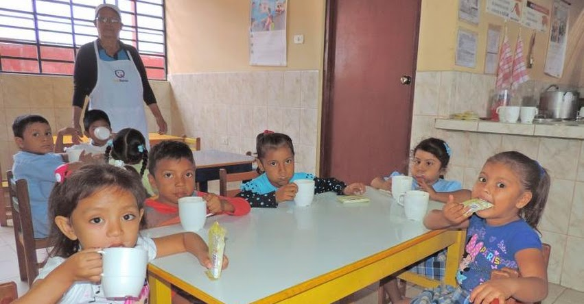QALI WARMA: Programa social superó su meta de atención en Tumbes - www.qaliwarma.gob.pe