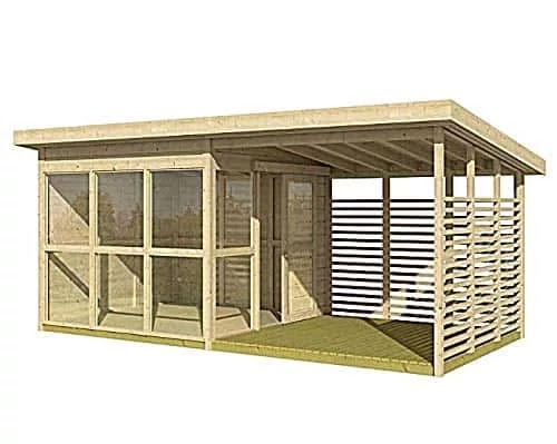 Amazon Is Selling A Tiny House Kit For $6,000 That You Can Build In 8 Hours And It Is Amazing!