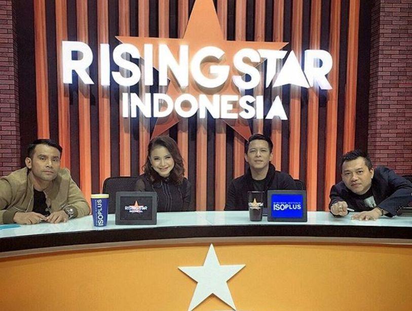 Ini Daftar Juri Rising Star Indonesia 2016 di RCTI