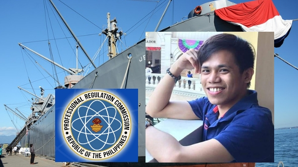 4Ps beneficiary's son tops Naval Architect, Marine Engineer board exam