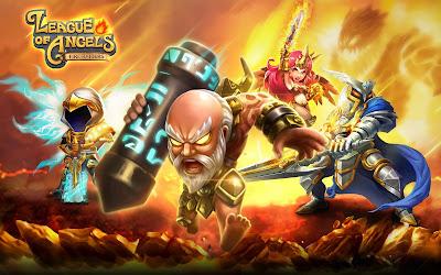 League Of Angels : Fire Raiders MOD v3.6.0.10 Apk Android Terbaru