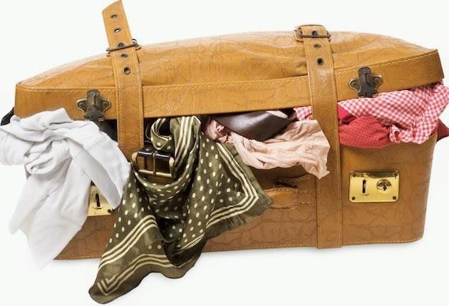 DeaTwilightZone - como fazer mala de viagem