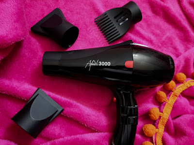 Aphrodite Ultra Ionic 3000 Professional Hair Dryer