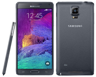 مميزات وعيوب هاتف Samsung Galaxy Note 4