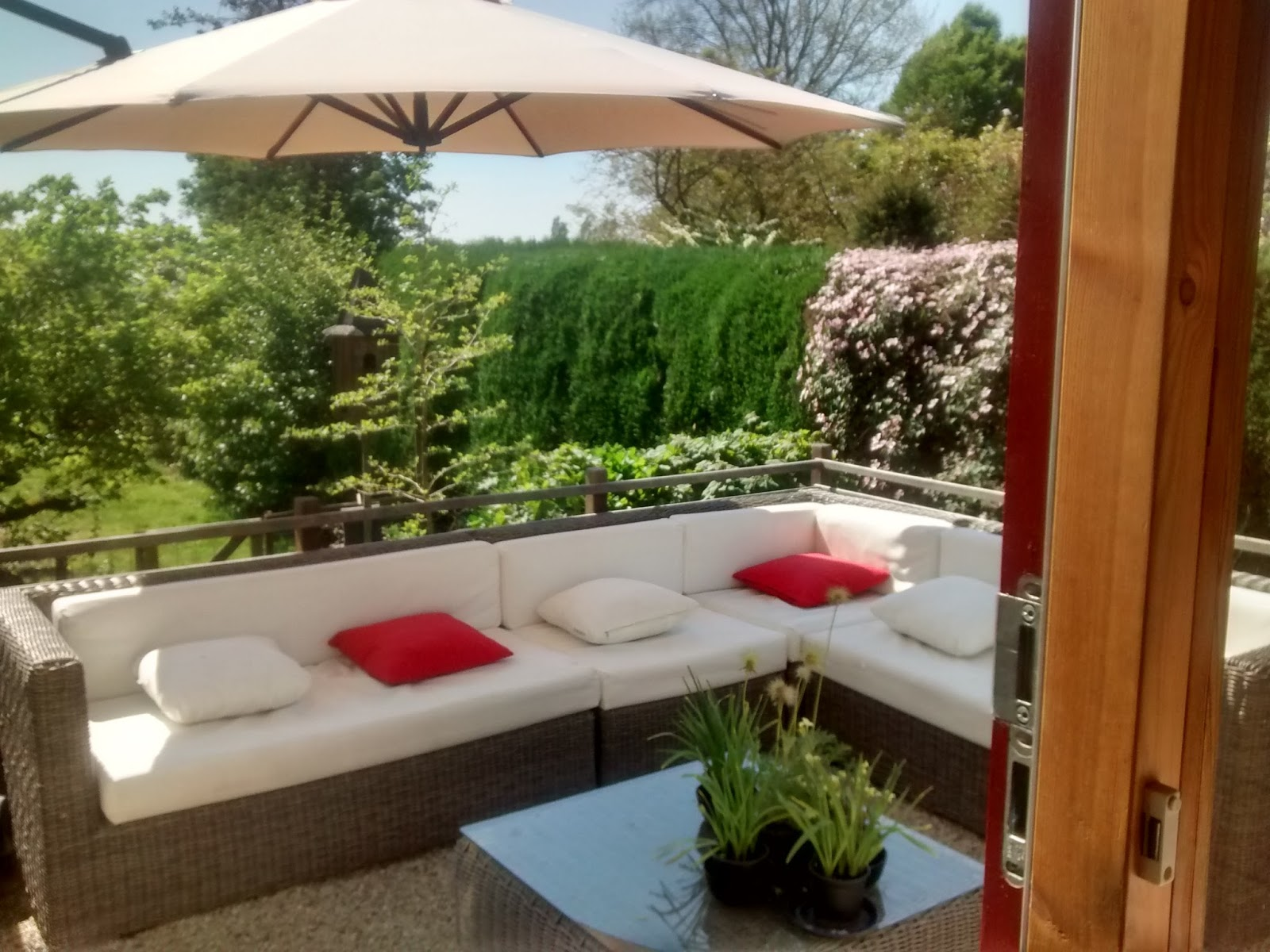 Losse Overkapping Tuin : Losse overkapping free overkapping incl montage mnjpg with