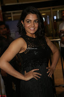 Wamiqa Gabbi in a sleeveless Black Designer Transparent Gown at 64th Jio Filmfare Awards South ~  Exclusive 128.JPG