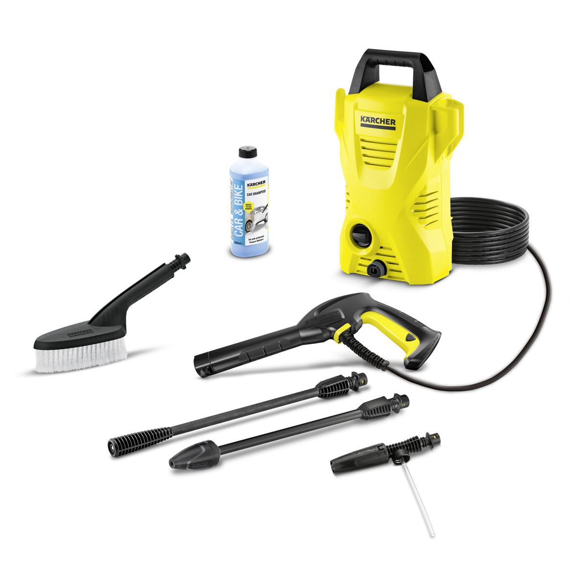 Alat Pencuci Mobil Rumahan Karcher K2 Compact Car High Pressure Washer