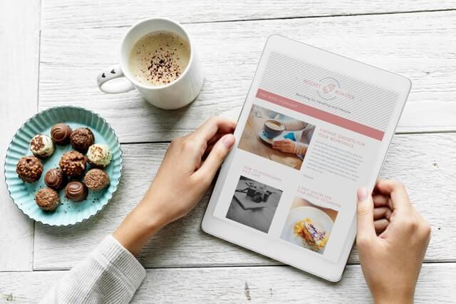 ngeblog dengan tema sehari-hari