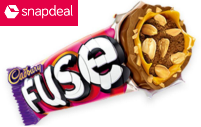 Cadbury Fuse Chocolate Price