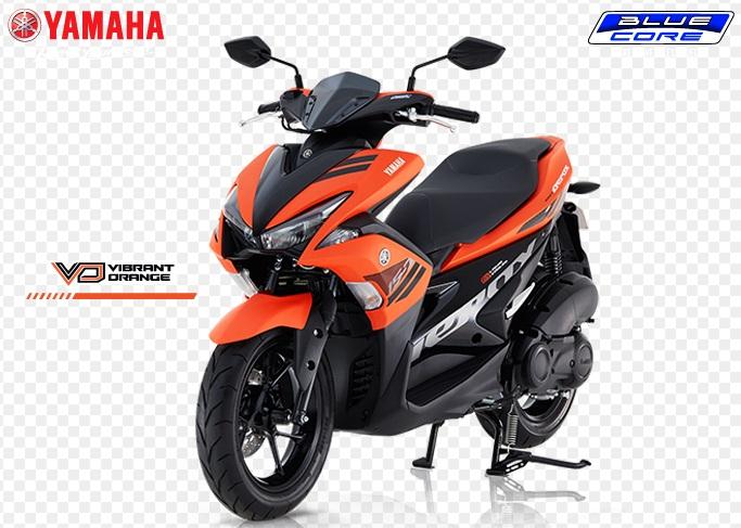 Motor Matic Yamaha Aerox 2018 Ausreise Info