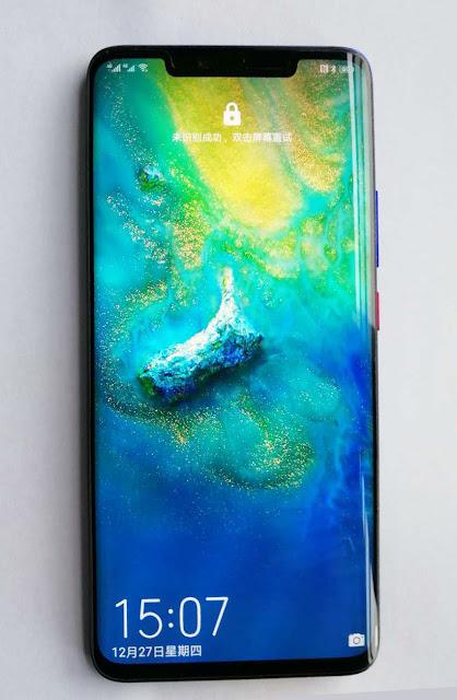 Huawei Mate 20 Pro Price In Bangladesh