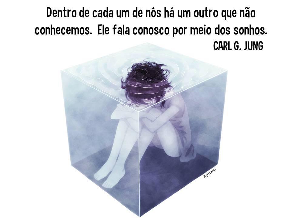 Estudamos On Line Frase Em Inglês E Tradução Em Português: Estudamos On Line: Frase De Carl Jung