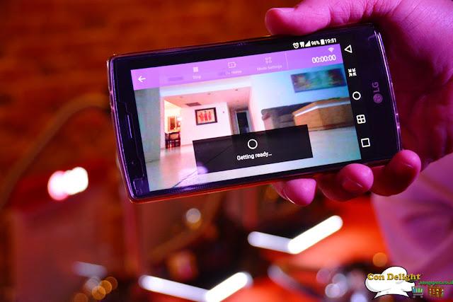 LG hom bot app