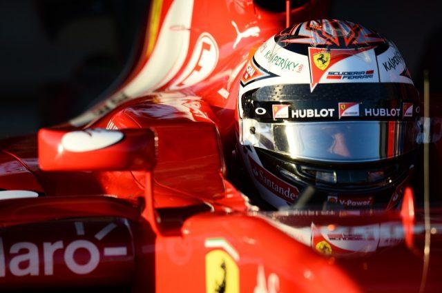 Ferrari : Buktikan Kalau Kamu Ingin Tetap Disini Kimi