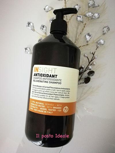 Insight Professional Shampoo antiossidante