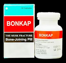 bonkap obat patah tulang