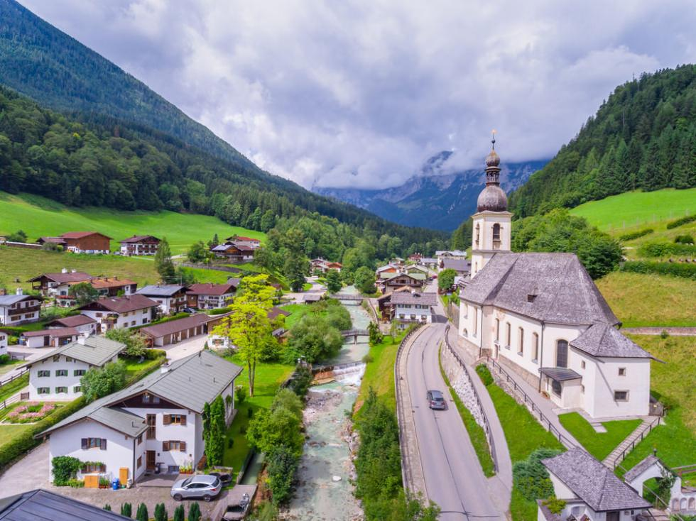10 Breathtaking Towns In Germany
