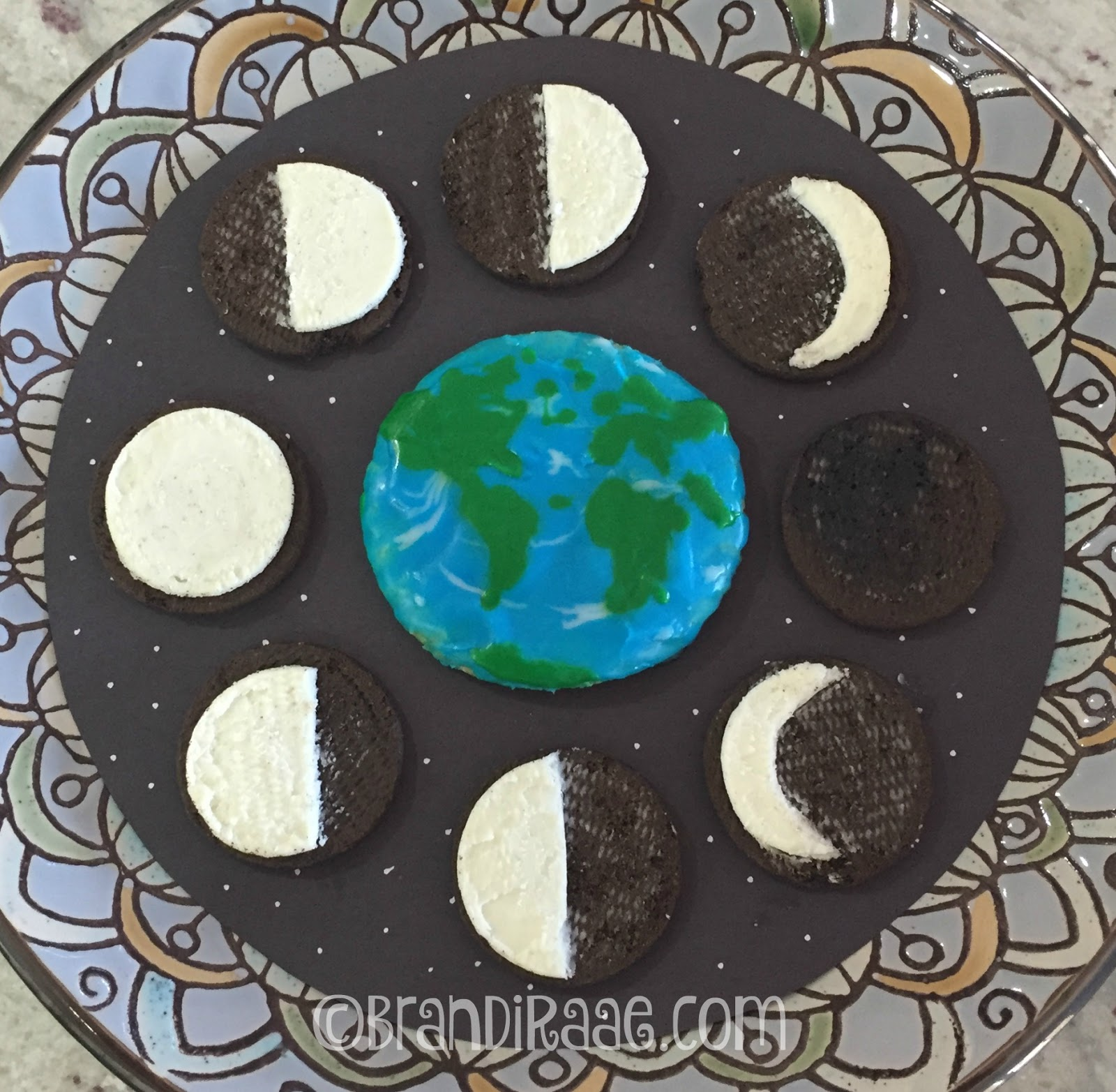Brandi Raae Cookie Moon Phase Project