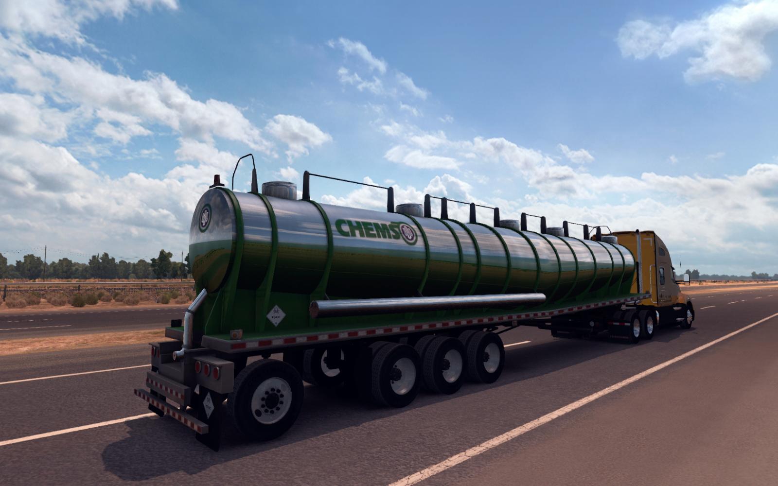 american truck simulator download free demo