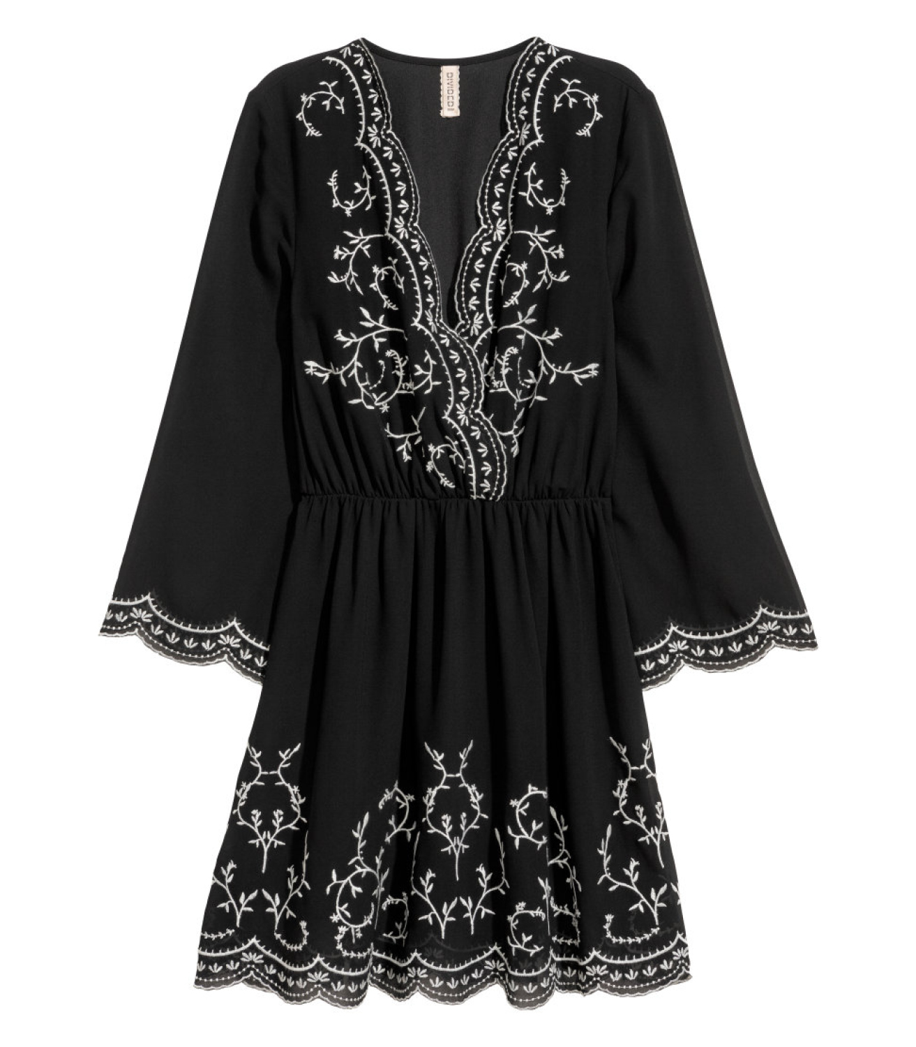 Buy H&M Embroidered Dress