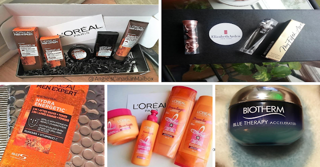 Free products to try from Topbox Circle