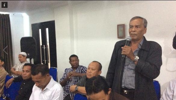 Muktamar Tokoh Umat (MTU) Jayapura
