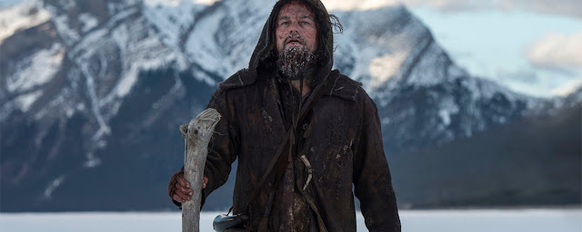 The Revenant - Zjawa (2015)