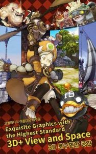 Dragon Nest Mobile MOD APK for Android HACK English Global Version 1.1.0 Update Terbaru 2018 - JemberSantri
