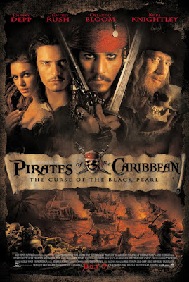 Sinopsis film Pirates of the Caribbean: The Curse of the Black Pearl (2003)